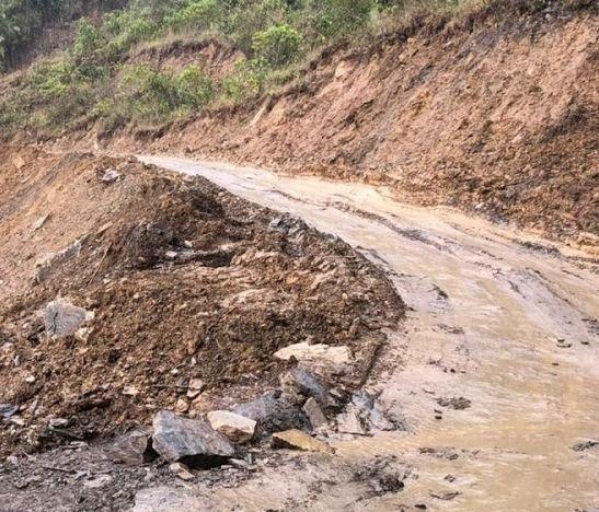 Personería Municipal verifica cumplimiento de la sentencia en la vía Ibagué – Volcán Cerro Machín
