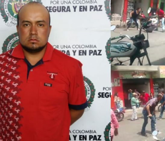Policía reveló detalles de la muerte de un hombre en Cajamarca y la captura de su agresor