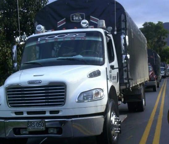 En Ibagué y el Tolima no se han presentado novedades por el paro nacional de conductores