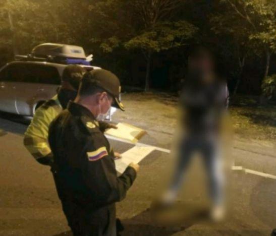 Policía del Tolima reportó la captura de 11 personas durante el fin de semana por violar las medidas sanitarias
