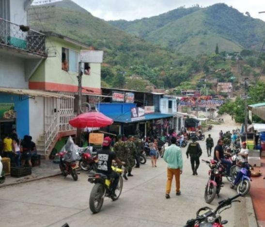 Preocupación en Planadas por la aparición de un panfleto firmado aparentemente por las FARC