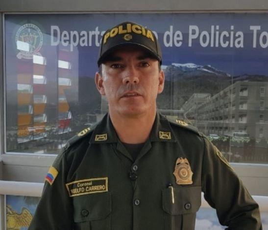 Policía departamental entregó su balance de operatividad durante el aislamiento preventivo