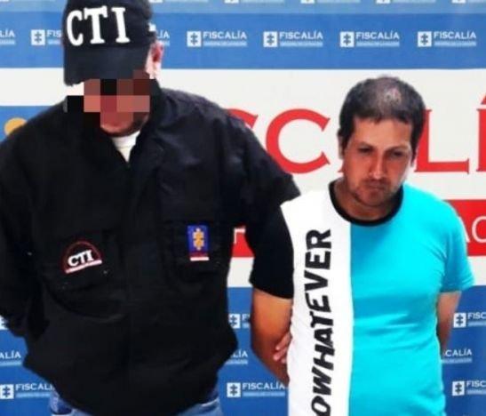 Hombre buscado por homicidio fue ubicado por el CTI en el Valle del Cauca