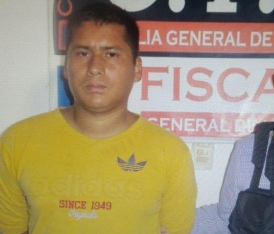 Ciudadano fue capturado para cumplir condena por un caso de homicidio