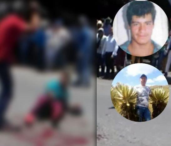 Cajamarca no sale del asombro tras una escalofriante riña que dejó dos muertos