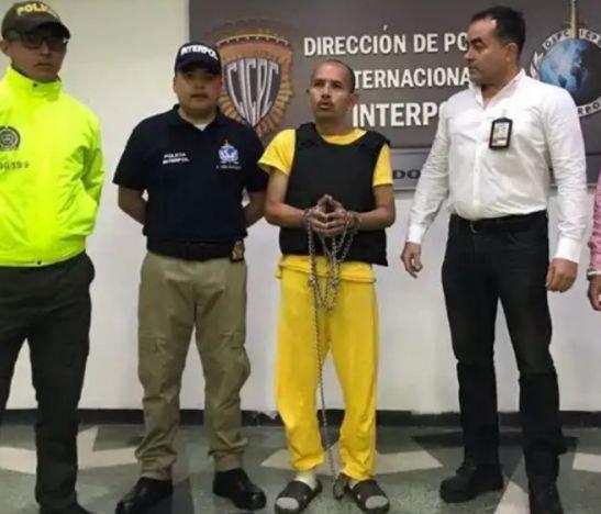 Ratificaron sentencia de 60 años en contra de 'El Lobo Feroz'