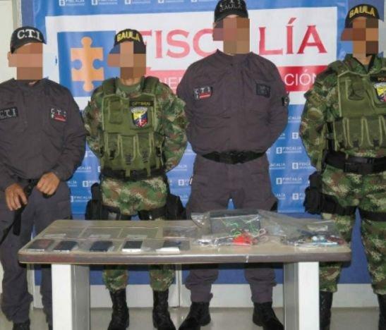 Autoridades allanaron otro patio de la cárcel de Picaleña