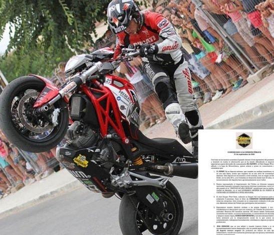 Motociclistas le reclamaron a un medio de comunicación de Ibagué por una publicación