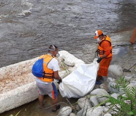 Hombre que se ahogó en Coyaima, fue arrastrado hasta el municipio de Ricaurte
