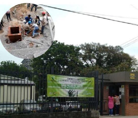 Obrero de construcción falleció producto de un accidente laboral en Ibagué