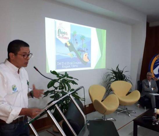 Más de doscientas personas participan del 4º Festival de Aves del Tolima organizado por CORTOLIMA