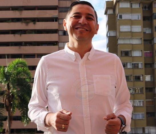 Alcalde de Ibagué, Andrés Fabián Hurtado