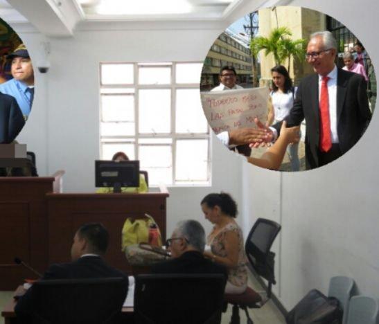 Concluyó audiencia de acusación contra el alcalde Guillermo Alfonso Jaramillo