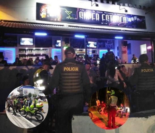Fin de semana del Amor y Amistad tuvo un balance positivo en Ibagué