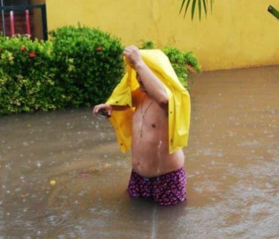 Lluvias en Coello, Melgar y Flandes generaron emergencias esta mañana