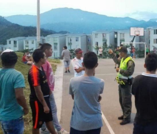 Policía Metropolitana reportó la captura de 13 personas durante la última semana en Ibagué