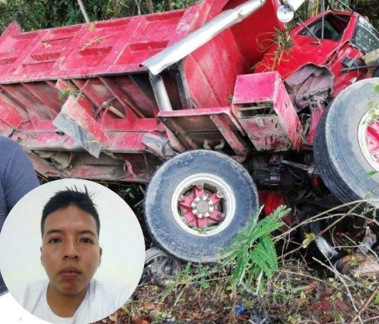 Joven motociclista falleció producto de un aparatoso accidente en el sur del Tolima