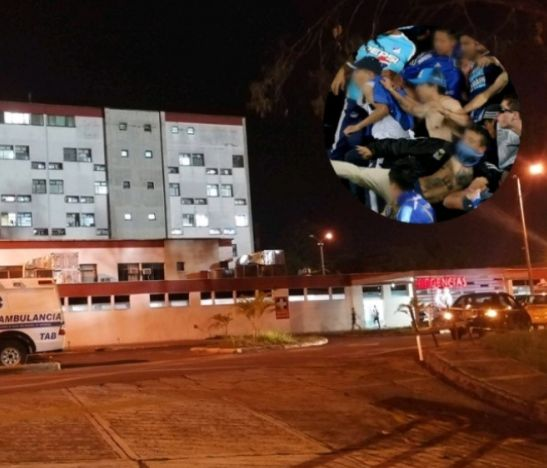 Hincha de Millonarios resultó gravemente herido en medio de una riña cerca al estadio