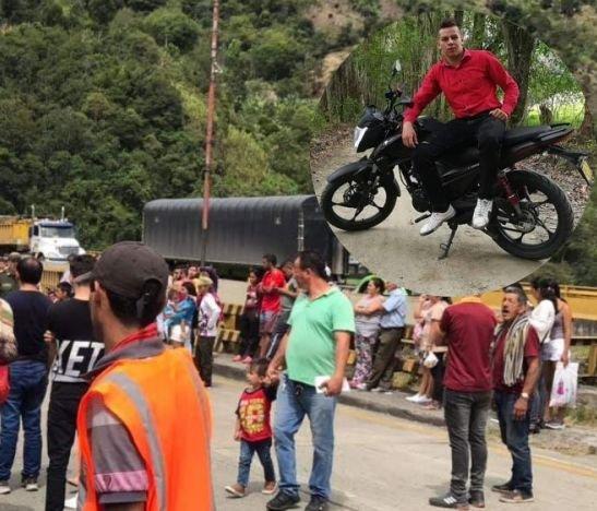 Ciudadano acabó con su vida en el puente de Cajamarca
