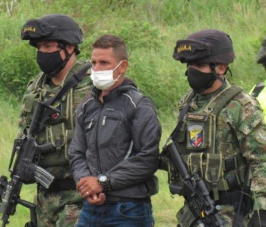 Cayó integrante de las disidencias de las FARC de alto valor para las autoridades
