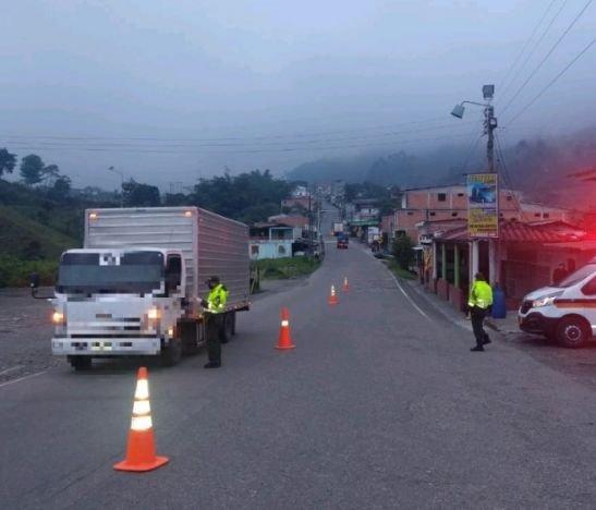 Autoridades intensificaron puestos de control en las principales carreteras del Tolima
