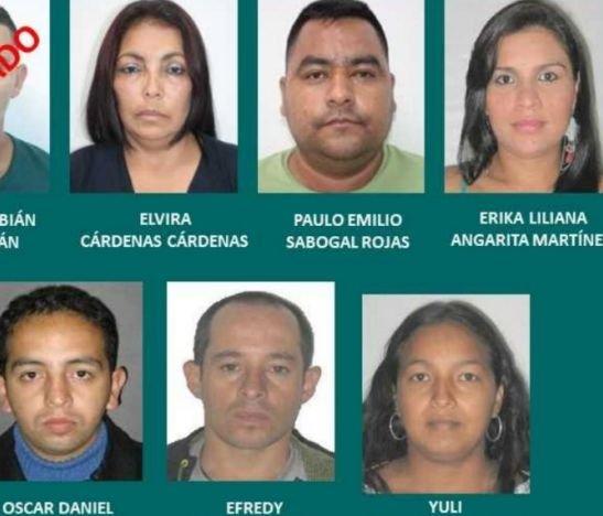 Policía tiene nuevamente el cartel de los delincuentes más buscados en Ibagué