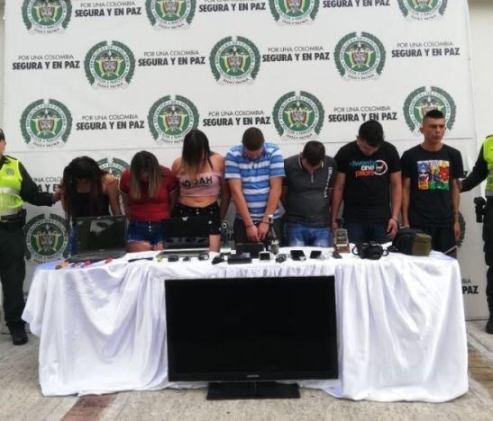 Policía Metropolitana logró la desarticulación de la banda delincuencial Los Turistas