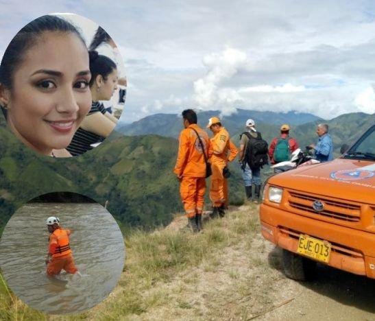 Localizaron el cuerpo de la ingeniera ahogada en el río Saldaña
