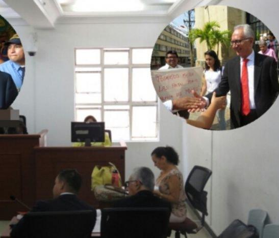 Para septiembre quedó la audiencia de preparación de juicio oral contra Guillermo Alfonso Jaramillo