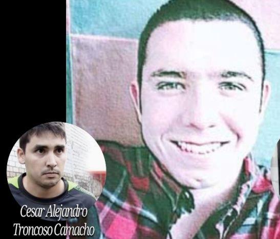 Ratificaron orden de captura en contra de Mario Alejandro Troncoso