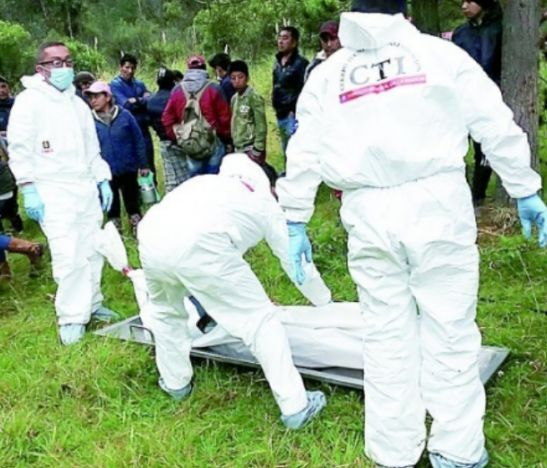 Asesinaron a un reciclador hoy en Ibagué