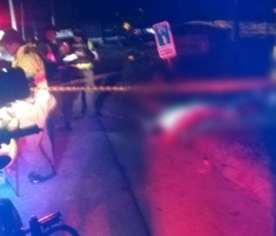 Trágico accidente de tránsito dejó dos motociclistas muertos