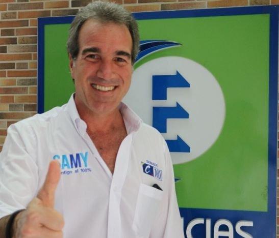 """""""El Gobierno debe modificar la ley de salud porque el modelo actual no ha brindado soluciones"""": Juan Samy Merheg"""