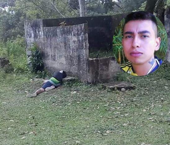 Localizaron el cuerpo de una persona en la parte alta del barrio Ambalá