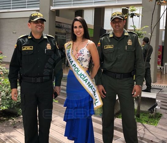 Señorita Policía Nacional