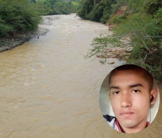 Joven que había sido reportado como desaparecido fue encontrado ahogado