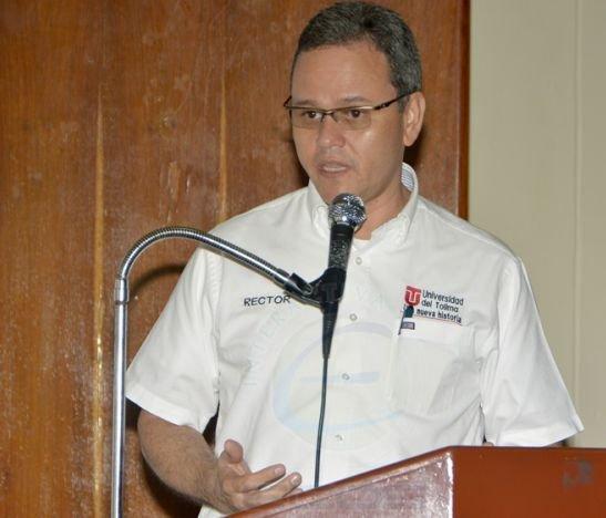Rector de la UT aseguró que avanzan en la reforma estructural
