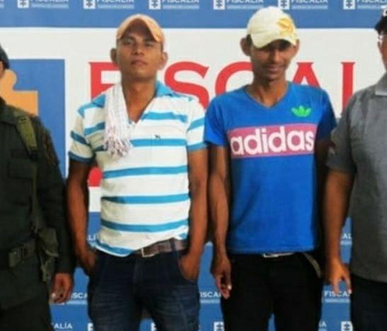 Sujetos dedicados al abigeato en el Tolima fueron judicializados