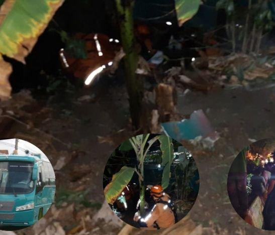 Más de 30 personas heridas dejó accidente de tránsito en la vía a Cajamarca