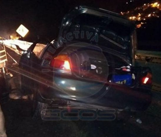 accidente uribe uribe variante Ibagué