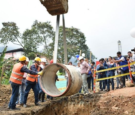 Más recursos para el Acueducto Complementario