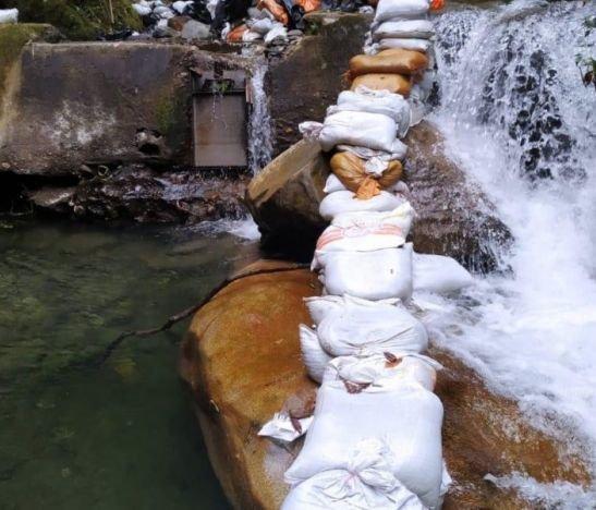 Después de cuatro años se reinició el proyecto de acueducto en Villahermosa