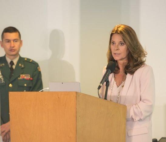 HD- Marta Lucía Ramírez- vicepresidente de Colombia-2 de noviembre