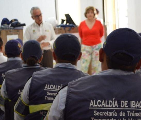 Personería de Ibagué formuló pliego de cargos contra el agente 'azul' involucrado en un presunto caso de corrupción