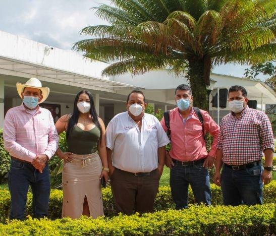 Alcaldes del norte tolimense participaron en la socialización del proyecto de vivienda rural