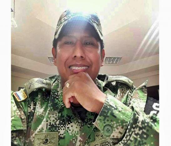 Suboficial tolimense fue asesinado por un soldado en Norte de Santander