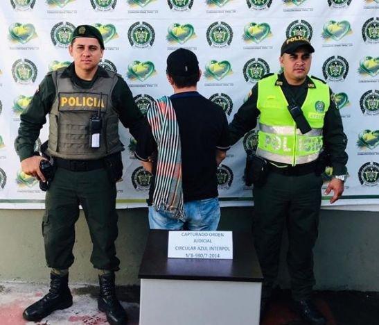 Cayó alias 'Bochica' en Mariquita - Tolima
