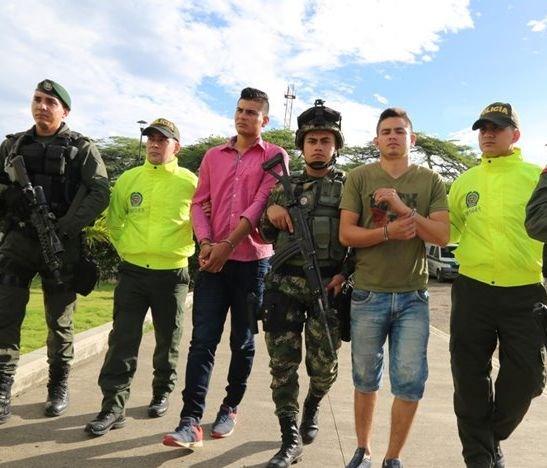 Capturados responsables de múltiple homicidio en El Tarra