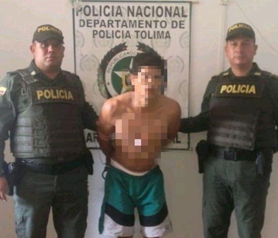 Cayó el terror de los 'apartamentazos' conocido con el alias de 'Machorro' en Armero - Guayabal