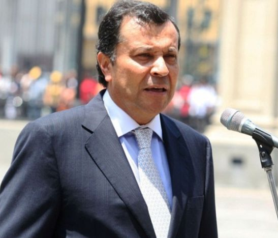 El conservador tolimense Álvaro Pava Camelo es el nuevo embajador de Colombia en Argentina